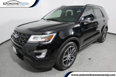 Pre-Owned 2016 Ford Explorer 4WD 4dr Sport with Twin Panel Moonroof & Navigation