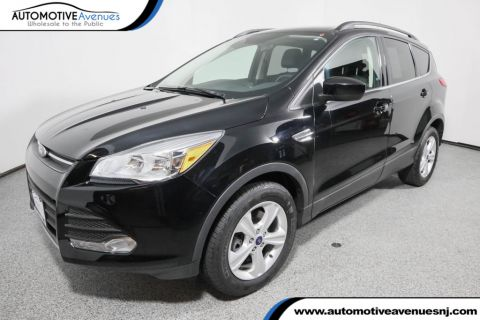 Pre-Owned 2016 Ford Escape 4WD 4dr SE with Equipment Group 201A and Leather Comfort Package