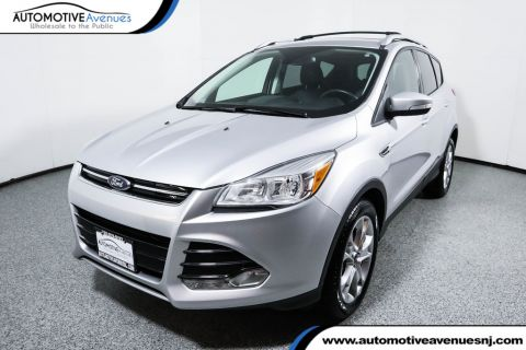 Pre-Owned 2016 Ford Escape 4WD 4dr Titanium with Navigation