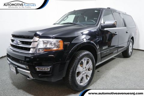 Pre-Owned 2016 Ford Expedition EL 4WD 4dr Platinum