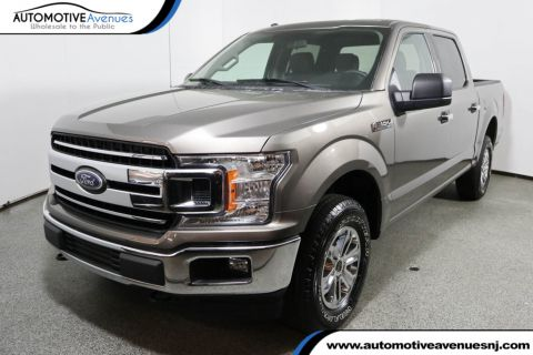 Pre-Owned 2018 Ford F-150 XLT 4WD SuperCrew 6.5' Box