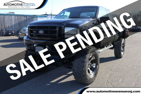Pre-Owned 2003 Ford Super Duty F-250 6.0 DIESEL