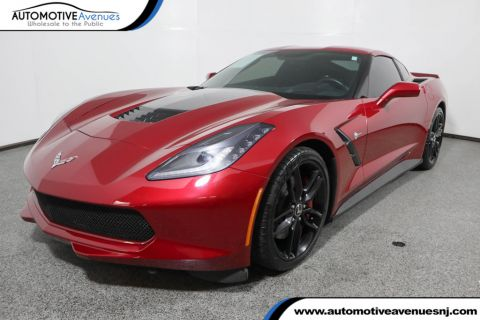Pre-Owned 2014 Chevrolet Corvette Stingray Z51 Coupe 3LT with Magnetic Selective Ride Control