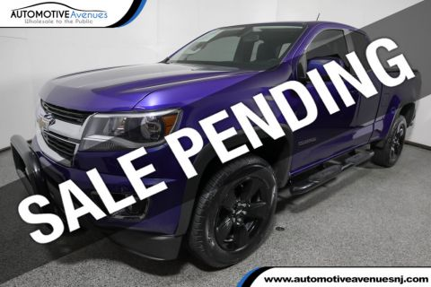 "Pre-Owned 2016 Chevrolet Colorado 4WD Ext Cab 128.3"" LT"