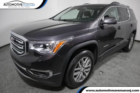 Pre-Owned 2017 GMC Acadia AWD 4dr SLE w/SLE-2 w/ Driver Alert I Package