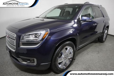 Pre-Owned 2017 GMC Acadia Limited AWD 4dr Limited with Dual Skyscape Sunroof