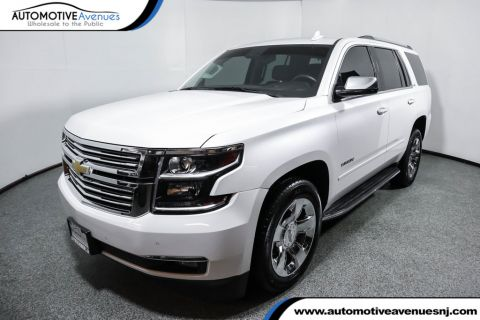 Pre-Owned 2016 Chevrolet Tahoe 2WD 4dr LTZ with Sun, Entertainment & Destinations Package