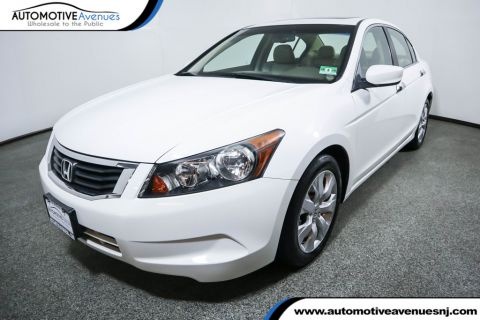 Pre-Owned 2010 Honda Accord Sedan 4dr I4 Automatic EX-L