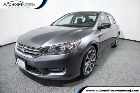Pre-Owned 2015 Honda Accord Sedan 4dr I4 CVT Sport