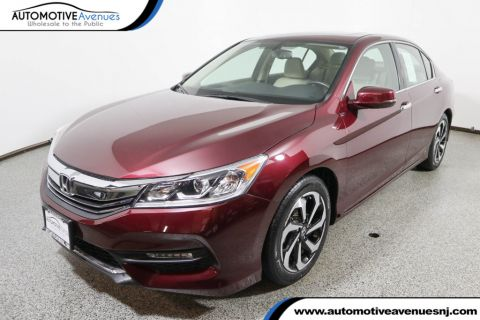 Pre-Owned 2016 Honda Accord Sedan 4dr V6 Automatic EX-L