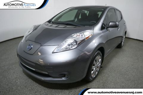 Pre-Owned 2016 Nissan Leaf 4dr Hatchback S w/ Charger Package