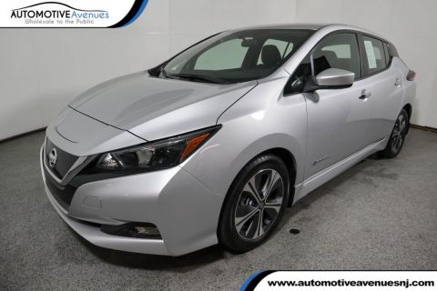 2019 Nissan Leaf SV Hatchback w/ All Weather Package Front Wheel Drive Hatchback