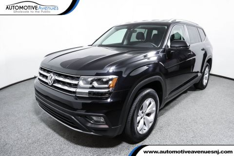 Pre-Owned 2018 Volkswagen Atlas 3.6L V6 SE w/Technology FWD