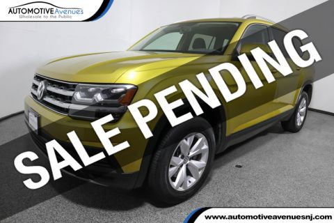Pre-Owned 2018 Volkswagen Atlas 3.6L V6 S 4MOTION