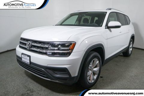 Pre-Owned 2018 Volkswagen Atlas 3.6L V6 Launch Edition 4MOTION