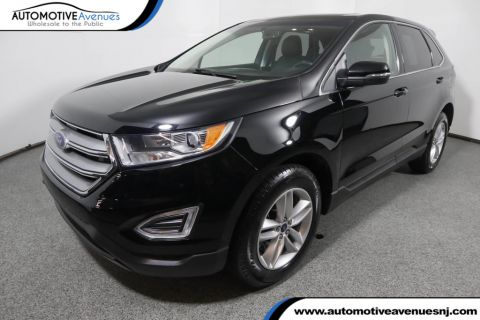 Pre-Owned 2017 Ford Edge SEL AWD with Technology Package & Panoramic Vista Roof