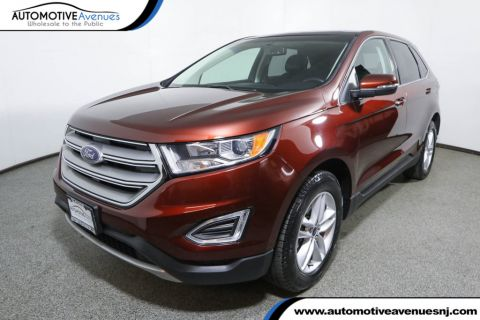 Pre-Owned 2015 Ford Edge 4dr SEL FWD w/ Panoramic Vista Roof & Technology Package