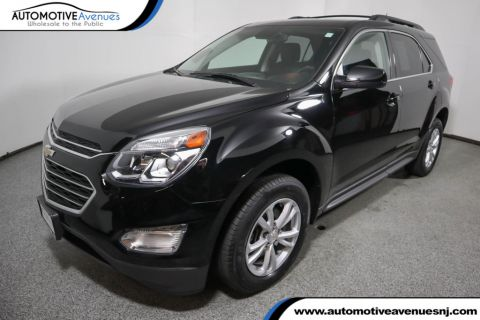 Pre-Owned 2016 Chevrolet Equinox FWD 4dr LT w/ Convenience Package
