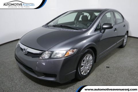 Pre-Owned 2009 Honda Civic Sedan 4dr Automatic DX-VP