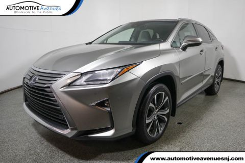 Pre-Owned 2019 Lexus RX RX 450h AWD w/ Navigation, Power Sunroof & Premium Packages