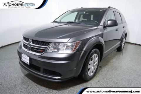 Pre-Owned 2016 Dodge Journey AWD 4dr SE