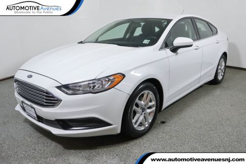 Pre-Owned 2017 Ford Fusion SE FWD w/ 1.5L Eco Boost Engine