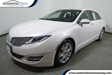 Pre-Owned 2016 Lincoln MKZ 4dr Sedan AWD Reserve with Power Moonroof