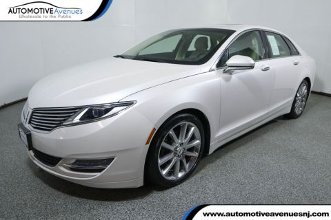 Pre-Owned 2015 Lincoln MKZ 4dr Sedan AWD