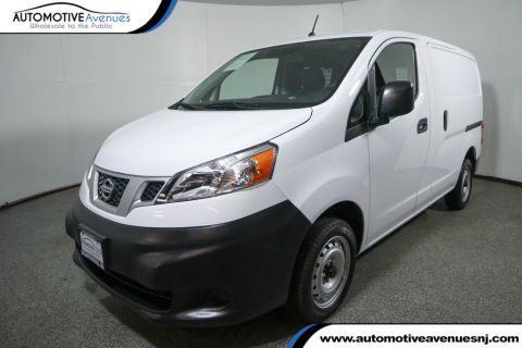 Pre-Owned 2019 Nissan NV200 Compact Cargo I4 S