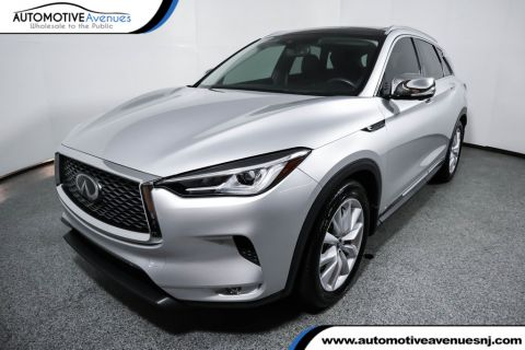 Pre-Owned 2019 INFINITI QX50 ESSENTIAL FWD w/Proassist & Proactive Packages