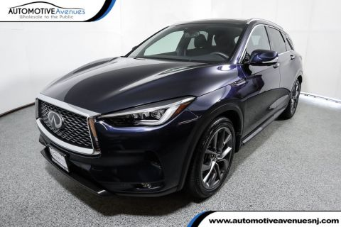 2019 INFINITI QX50 ESSENTIAL AWD with Sensory & Proassist Packages