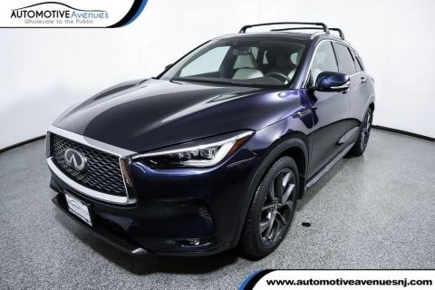 Pre-Owned 2019 INFINITI QX50 ESSENTIAL AWD with Sensory, Proactive & Autograph Packages