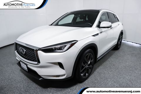 Pre-Owned 2019 INFINITI QX50 ESSENTIAL AWD with Sensory & Proassist Packages