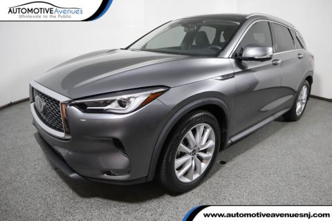 Pre-Owned 2019 INFINITI QX50 ESSENTIAL AWD w/ Premium Heat, Audio, and ProAssist Pkgs
