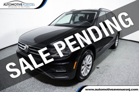 Pre-Owned 2018 Volkswagen Tiguan 2.0T S FWD with Third Row Seating