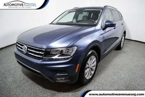 Pre-Owned 2018 Volkswagen Tiguan 2.0T SE FWD with Third Row Seating