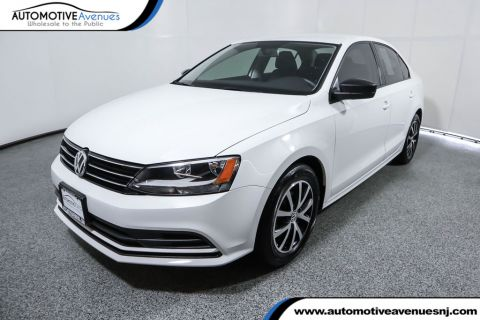 Pre-Owned 2016 Volkswagen Jetta Sedan 1.4T SE 4dr Automatic