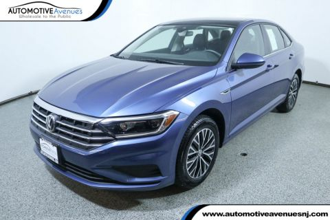 Pre-Owned 2019 Volkswagen Jetta 1.4T SEL Automatic