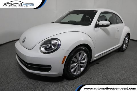 Pre-Owned 2013 Volkswagen Beetle Coupe 2dr Manual 2.0L TDI