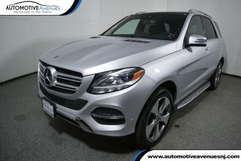 2019 Mercedes-Benz GLE 400 4MATIC® SUV w/ Premium Package & Panorama Roof