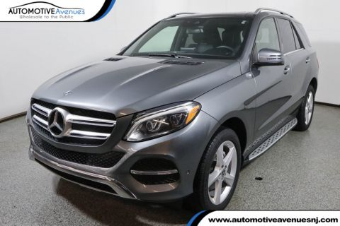 Pre-Owned 2018 Mercedes-Benz GLE GLE 350 4MATIC® SUV w/Premium 2 Package & Panorame Roof