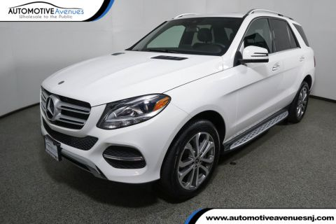 Pre-Owned 2018 Mercedes-Benz GLE GLE 350 SUV w/ Premium Package & Harman Kardon