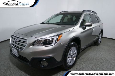 Pre-Owned 2016 Subaru Outback 4dr Wagon 2.5i Premium PZEV w/ Moonroof & Navigation Package