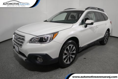 Pre-Owned 2016 Subaru Outback 4dr Wagon 2.5i Limited PZEV