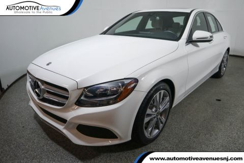 Pre-Owned 2018 Mercedes-Benz C-Class C 300 Sedan with Premium Package