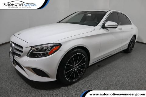 Pre-Owned 2019 Mercedes-Benz C-Class C 300 Sedan w/ Premium Package