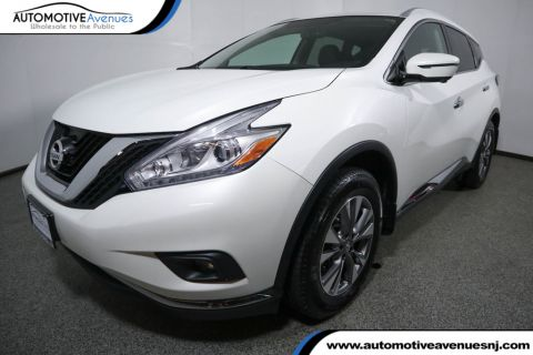 Pre-Owned 2017 Nissan Murano 2017.5 AWD SL with Technology Package