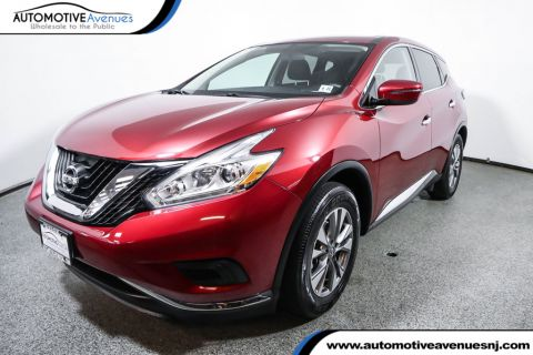 Pre-Owned 2016 Nissan Murano AWD 4dr S