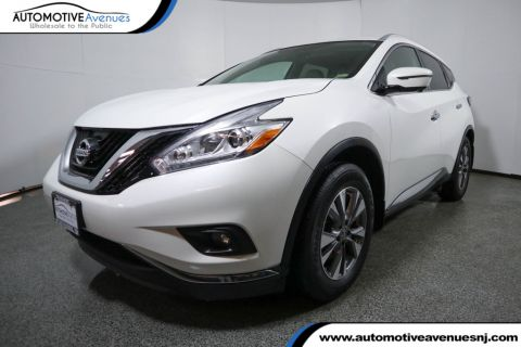 Pre-Owned 2016 Nissan Murano AWD 4dr SL with Technology Package
