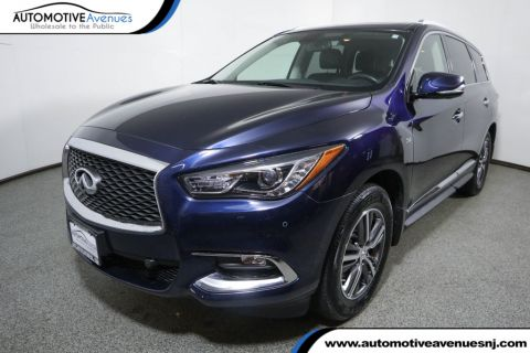 Pre-Owned 2017 INFINITI QX60 AWD w/ Premium, Premium Plus, & Driver Assistance Packages